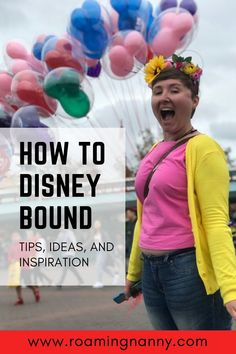Disneybounding is a fun way for Disney fans to dress as their favorite characters. Here are some tips on how to Disneybound with a bit of inspiration for outfits. Canada Travel, Travel Usa, Travel Tips, Travel Guides, Travel Destinations, Disney Vacations, Disney Trips, Disney Parks, Disney Travel