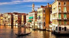 One woman rules these canals, Venice, Italy, gondola, The Travel Show (Credit: Credit: Brian Jannsen/Alamy)