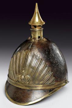 German helmet, 19th Century