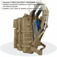 Maxpedition Falcon II