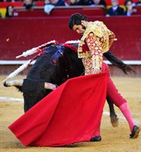 EL COFRE MÁS ESCONDIDO - Crónica - Mundotoro.com #cronica #Fallas #Valencia #Morante #toreros #toros #Domecq #Parlade #Ponce #Luque
