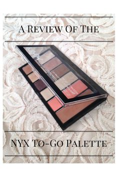 I'm always reaching for this palette, With amazing matte and foiled eyeshadows, a blinding highlight, and the smooth pigment of the blush and contour.