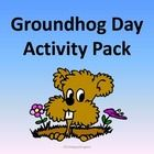 Groundhog Day Activities and Resources. Lots of fun for Groundhog Day! Includes an original groundhog rhyming poem to read, a word search puzzle, a...