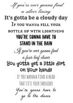 I just wanna fucking dance lyrics impossible