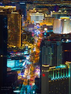 The Strip - Las Vegas - USA (von TomNC)