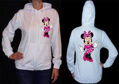 Minie Mouse women sweatshirt