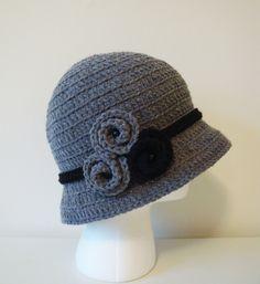 Crochet hat @Sarah Browning Thorpe