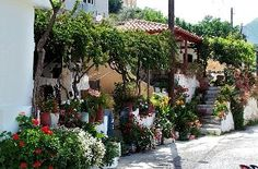Bali - Crete village Greece