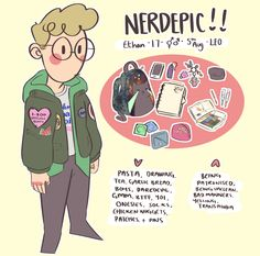 meet the artist…….. here i am in an outfit i wear daily bc im a fuckin cartoon character…………