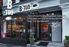 """B too"", second restaurant by Belgium native chef Bart Vandaele in Washington DC"