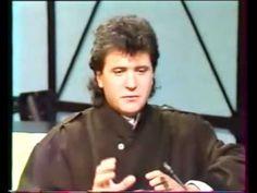 Daniel Balavoine - Sauver l'amour (interview 1985)