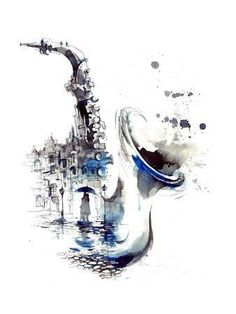 melody city - Buy this stock illustration and explore similar illustrations at Adobe Stock Art Prints, Watercolor Art, Art Drawings, Art Music, Instruments Art, City Prints, Art, Music Drawings, Music Art Drawing