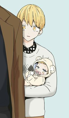 Aaaaahhhhhh (love is an illusion) Manhwa Manga, Manga Anime, Little Boy Swag, One Piece New World, Bl Comics, Toddler Boy Outfits, Toddler Boys, Harry Potter Anime, Webtoon