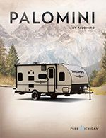 New Palomino Palomini 150RBS Travel Trailer RVs For Sale at The Original RV Wholesalers