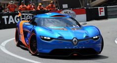 Renault Alpine A110-50's Run at the Monaco GP, COO Says there's a 50% Chance to Revive the Brand - Carscoop