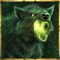 Cu Sith, il suo nome significa Cane dei Sidhe, ed è quindi il segugio spettrale del popolo fatato, nascosto oltre la nebbia. Il dio celtico della morte, Arawn, va a caccia con una muta di cani dagli occhi fiammeggianti e con le orecchie rosse. -MEET MYTHS-