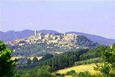 Umbria lush Hillside