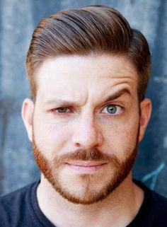 Looking for inspiration with your hipster hair cut? Check out our men's hipster haircut gallery, from the side part to the pompadour. Fade Haircut With Beard, Beard Haircut, Beard Fade, Hipster Haircuts For Men, Hipster Hairstyles, Side Part Haircut, Side Part Hairstyles, Moustaches, Surf Girls