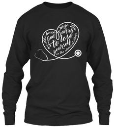 The Best Way Find Yourself Is To Lose Yourself In The Service Of Others Black Long Sleeve T-Shirt Front