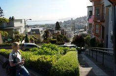 Lombard Street picsbymartina.com - USA - San Francisco