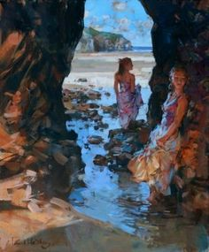 Paul HEDLEY artist, paintings and art at the Red Rag British Art Gallery
