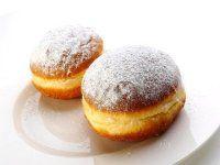 "Slovenian Doughnuts (""Krofi"")"