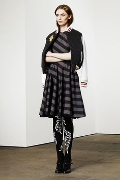 Thom Browne Pre-Fall 2014 Collection Slideshow on Style.com