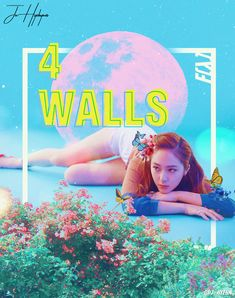 F(x)-4 Walls album art - 그래픽 디자인 · 디지털 아트, 그래픽 디자인, 디지털 아트, 그래픽 디자인, 디지털 아트 Album Design, Cd Design, Layout Design, Kpop, Cute Backgrounds For Phones, Creative Portraits, Layout Inspiration, Design Reference, Graphic Design Posters