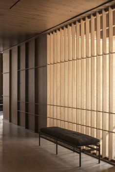 Image 1 of 32 from gallery of Ricard Camarena Restaurant / Francesc Rifé Studio. Photograph by David Zarzoso Interior Design Software, Office Interior Design, Interior Walls, Wood Interiors, Office Interiors, Contemporary Architecture, Interior Architecture, Wall Design, Windows