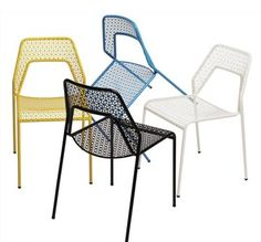 Chipper chair seeks derrieres for at-home or cafe canoodling. Features: Modern design Available in various colors