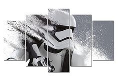 LMPTARTTM 60x32inches Print Stormtrooper Star Wars Movie Poster Picture for Living Room Decor painting Wall Art Print Kids Decor Print Modern Home Decor Wall Art Painting Framed ready to hang ** Read more at the image link.