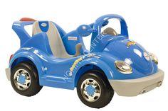 CRYSTAL BABY DİNO W431 AKÜLÜ ARABA MAVİ   Crystal Baby   Akülü Arabalar