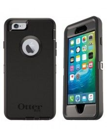 Otterbox Apple iPhone 6 / 6S Black Defender Series Case Cover