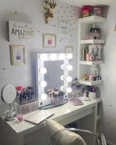 40+ beautiful teenage girls' bedroom designs | girly, bedrooms and