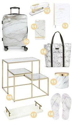 Grey and rose gold bedroom ideas marble kitchen accessories uk rose gold decor ikea Marble Room Decor, Marble Bedroom, Gold Bedroom, Bedroom Decor, Bedroom Ideas, Bedroom Stuff, Round Marble Table, Marble Tray, Marble Desk