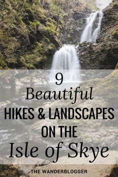 9 Beautiful Hikes And Landscapes On The Isle Of Skye