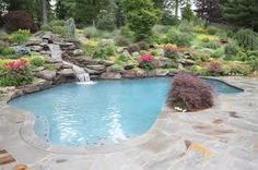 1000 Images About Pools On Pinterest Stacked Stones