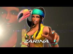 The King of Fighters XIV Team South America Trailer