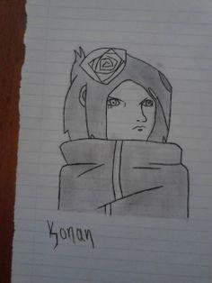 Naruto ------> Konan
