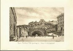 Stonebreaker Fine Art Gallery - Lithograph: Roma - Piazzale di Porta Cavalleggeri, $35.00 (http://www.aliciajstonebreakergallery.com/lithograph-roma-piazzale-di-porta-cavalleggeri/)