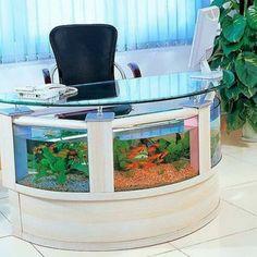 Amazing Aquarium Design Ideas For Indoor Decor 51