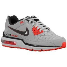 nike air max wright wolf grey action red nike