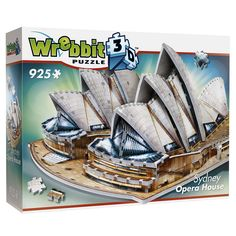 Shop Games - Sydney Opera House Jigsaw Puzzle at Peter's of Kensington. View our range of Games online. Why in the world would you shop anywhere else for Games? 3d Puzzel, Novelty Lamps, Puzzle Maker, 3d Jigsaw Puzzles, Opus, King Arthur, Sydney Harbour Bridge, Puzzle Pieces, Empire State Building