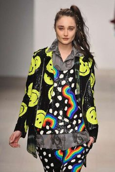 The Ashish Fall/Winter 2012 Collection is All About Pattern