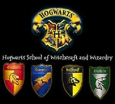 Let's Compare the Big Four Accounting Firms to the Four Houses in Harry Potter - Going Concern Which Hogwarts House, Hogwarts Houses, Harry Potter Birthday, Lego Harry Potter, Harry Potter House Colors, Hogwarts House Colors, Slytherin And Hufflepuff, Hogwarts Crest, Ron And Harry
