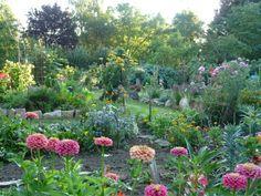 Jardins do mundo : Le Potager