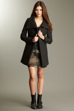 AllSaints Fuse Coat