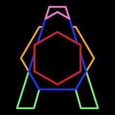 Daniel Triendl - Kaleidoscope Letters