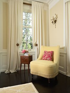 Traditional Draperies And Window Treatments Design, Pictures, Remodel, Decor and Ideas - page 2