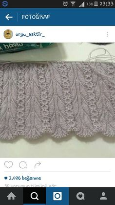Best 11 This Pin was discovered by Olg Lace Knitting Patterns, Knitting Stiches, Knitting Blogs, Knitting Charts, Knitting Designs, Baby Knitting, Stitch Patterns, Diy Crafts Knitting, Diy Crafts Crochet